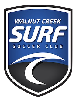 (WCSC) Walnut Creek SURF Soccer Club Development Days & Skills Clinics.