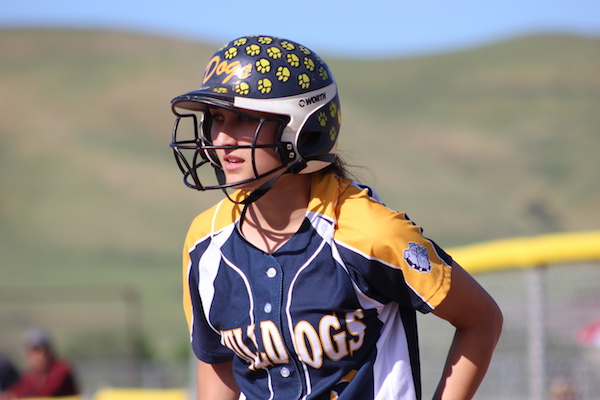 Alhambra-Martinez Softball Star Briana Perez Serves Up A 5-Tool Softball Menu