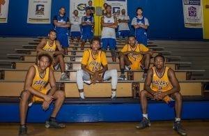Grant High School Basketball