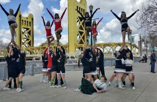 Sacramento Sirens Cheer Elite