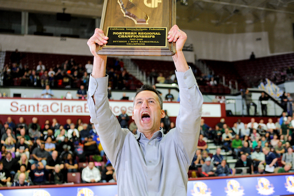 Coach Brian Dietschy's Journey To State Finals Started In Elementary School
