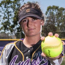 All-NorCal Softball selection Danielle Williams of Amador Valley