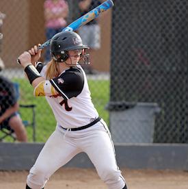 All-NorCal Softball selection Katelyn Snow of Bella Vista-Fair Oaks