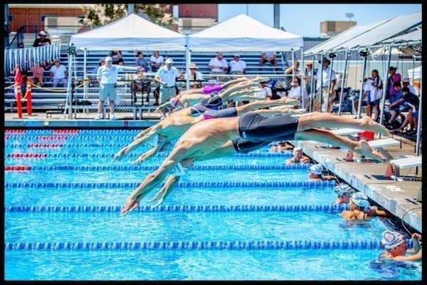 California Capital Aquatics Summer Sanders Swim Meet