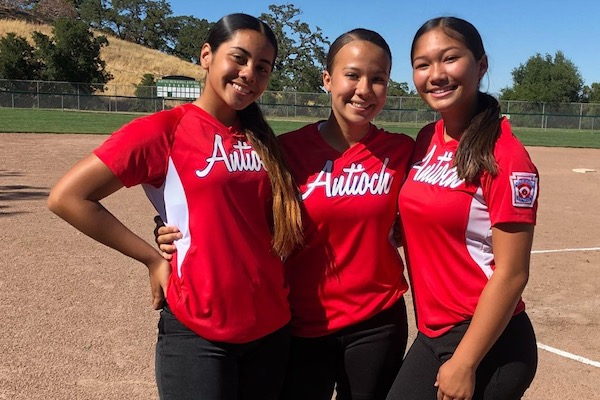 Antioch Little League, senior softball all-stars