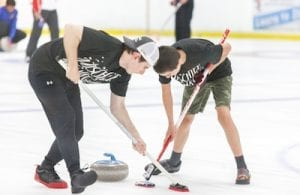 Curling Bonspiel
