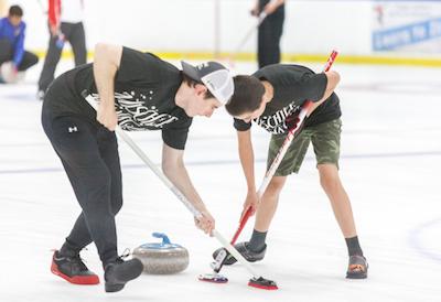Curling Bonspiel