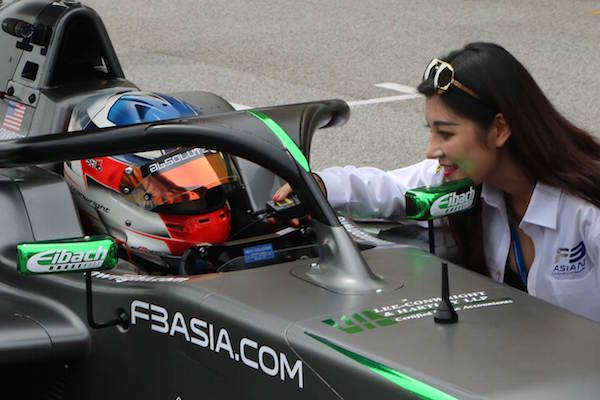 FIA Asian Formula 3 Championship racing isnt' for the faint of heart. Especially for a 19-year old. Jaden Conwright, team reach the podium in Kuala Lumpur.