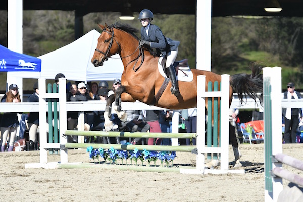 East Bay Equestrian Team Rides High At Nationals