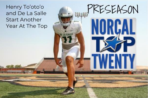 NorCal Top 20, Football Rankings, De La Salle