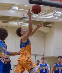 NorCal Clash basketball, Bryce Johnson