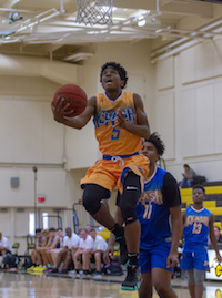 NorCal Clash basketball, Ezra Manjon