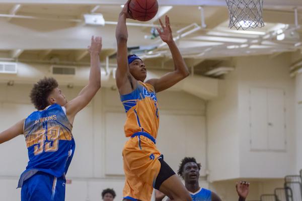 NorCal Clash basketball, Keshad Johnson