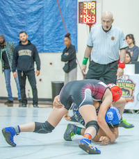 Women's West Coast TOC, Wrestling