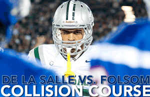De La Salle Folsom football game