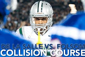 De La Salle Folsom football game, NorCal High School Football