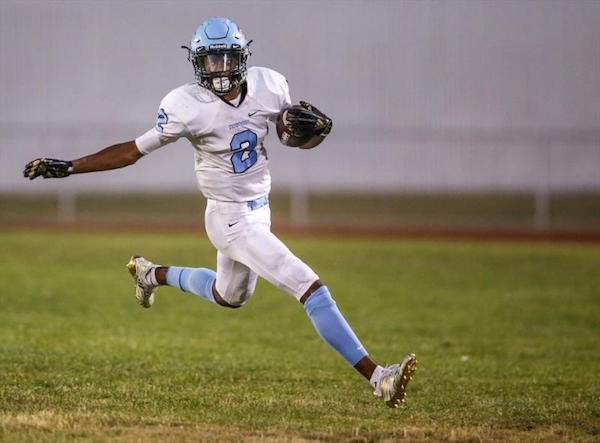 Ja'kobe Harris Tennyson Hayward Football Senior SportStar of the Week