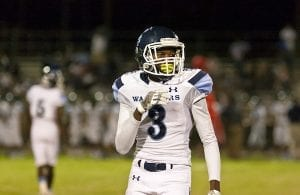NorCal Football Rankings, D'Von Lang, Valley Christian