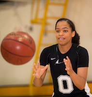 Bishop O'Dowd Girls Basketball, Jada Holland