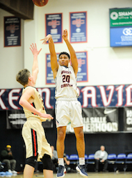 Modesto Christian Basketball, Crusaders, Dathan Satchell