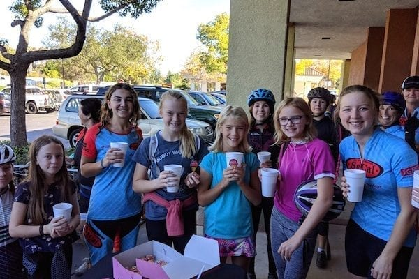 SoCal League Executive DirectorMatt Gunnell wishes you a Happy Holiday. He also wishes you could see the immense joy on his 1200 riders faces when they take on the tracks in his SoCal League interscholasticmountain bike program.