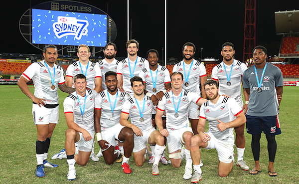 USA National Teams log massive weekend with two medals and seven individual benchmarks in rugby