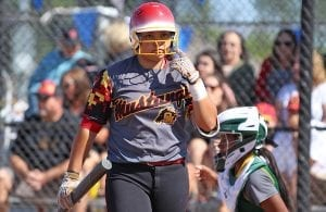 Lexi Webb, Oakdale Softball