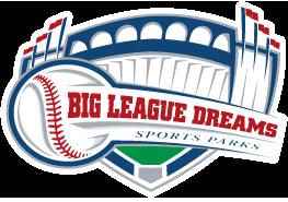 Big League Dreams ball park in Redding California