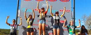 On the Podium at SoCal League's long time favorite venues, Vail Lake