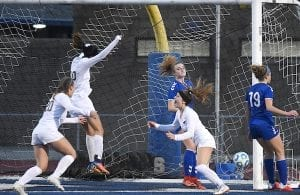 Monte Vista Soccer, Davis, Megan Edelman