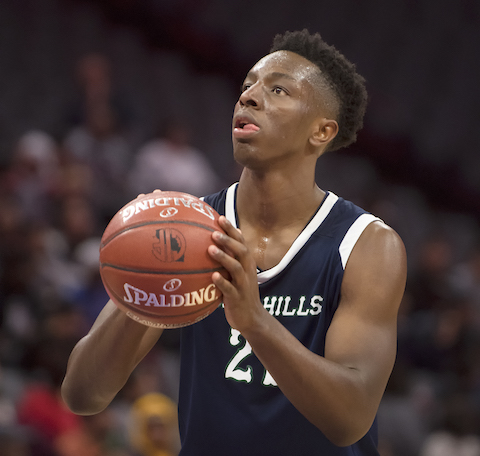 James Logan Basketball, Chino Hills, Onyeke Okongwu