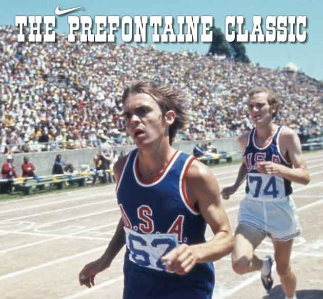 Steve Prefontaine is a legend in the sport of track & field and is the most inspirational distance runner in American history.