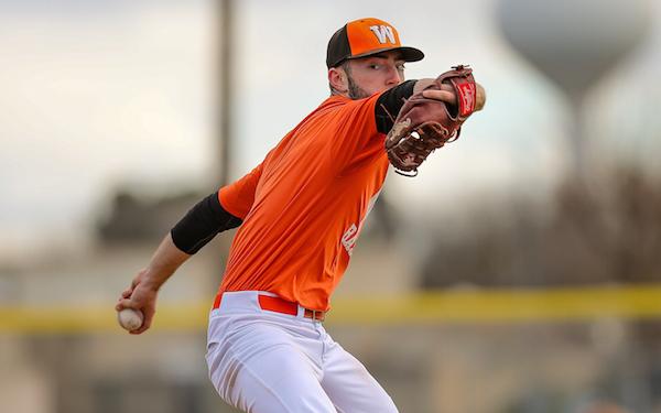 COOPER HJERPE, Sr. Woodland Baseball SportStar of the Week