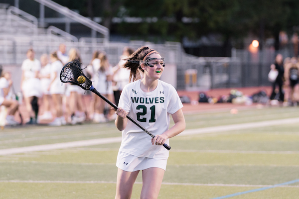 San Ramon Valley girls lacrosse, Alannah Scott