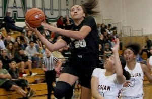 Haley Jones, Mitty Basketball, All-NorCal