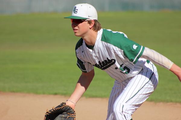 Kyle Harrison, De La Salle Baseball