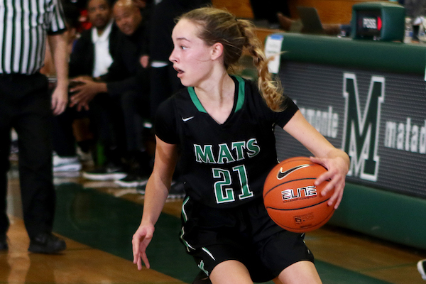 2019 All-NorCal Girls Basketball, Mia Mastrov