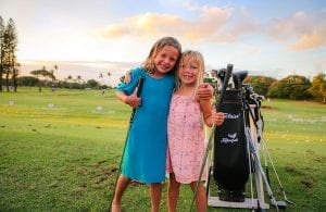 "The Golf Courses at Ka'anapali, Maui, Hawaii are teeing up the next generation of junior golfers with a ""Juniors Play Free"" on the Ka'anapali Kai Course With Their Own Tees!"
