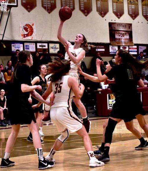West Coast Jamboree Scholarships, Girls Basketball, Alyssa Andrews