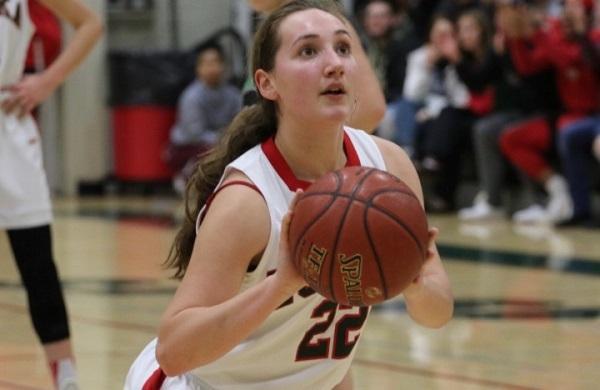 West Coast Jamboree Scholarships, Girls Basketball, Paige Lyons