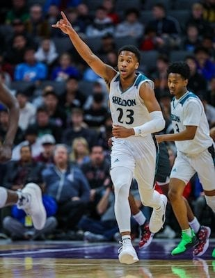 The reigning SportStars' Magazine NorCal Boys Basketball Player of the Year made his college choice official on July 29.