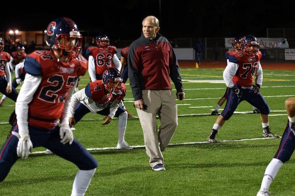 High School Football, Campolindo, Kevin Macy