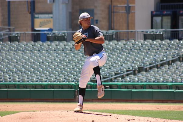 Nick Kresnak, Acalanes Baseball