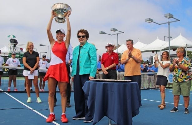 Tennis Katie Volynets USTA