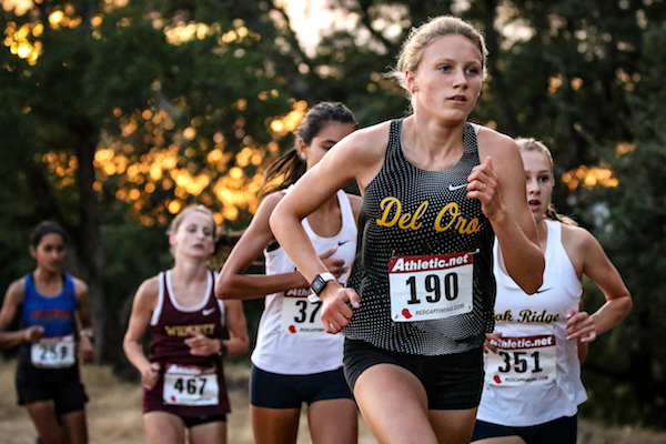 Riley Chamberlain, Del Oro