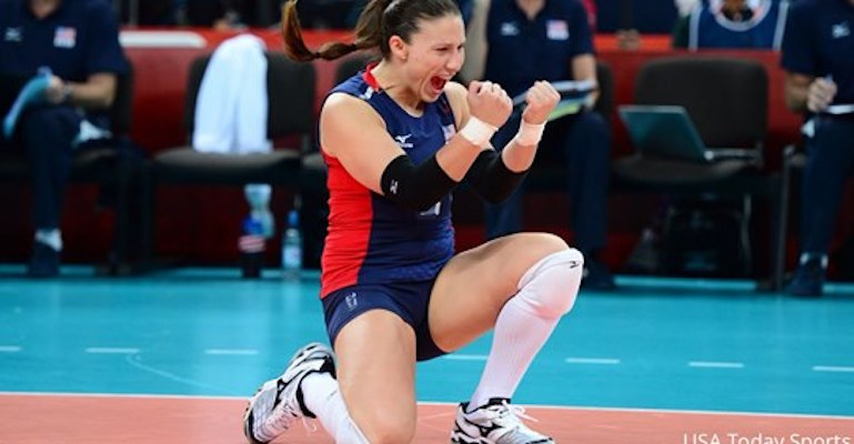 Olympian Volleyball player, Lindsey Napela Berg shares that It's the setter's responsibility to know everything. The best setter in volleyball knows the game. Like no other.