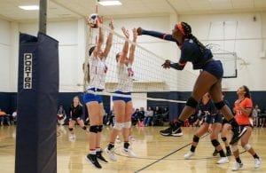 Sport Star of the Week, Ramonni Cook, Cosumnes Oaks - Elk Grove - Volleyball - Senior opened October on a tear!