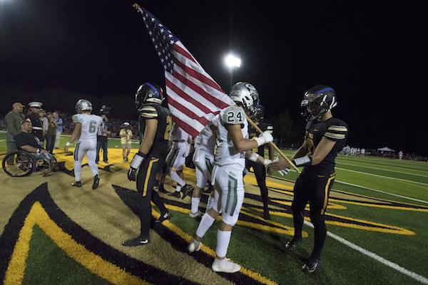 Honor Bowl, Veterans, Football