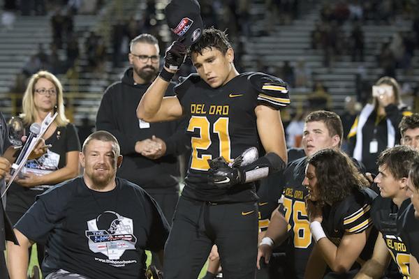 Honor Bowl, Del Oro, Football