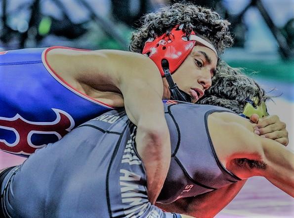Maximo Renteria (Buchanan, CS) wins 2019 SUPER 32 Quarterfinal Match-Ups